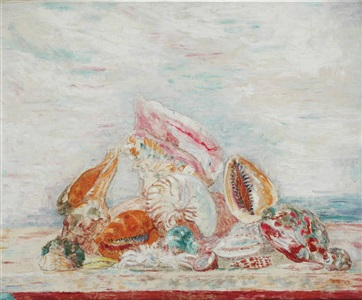 artwork by james ensor