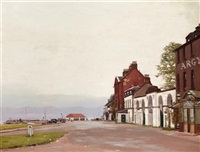 the argyll hotel, inverary by george houston