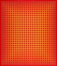 sequencial chroma #2 by julian stanczak