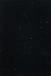 sterne 23h 39m/-55 by thomas ruff