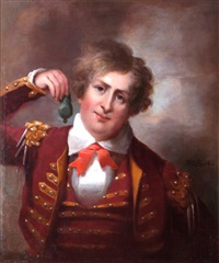 portrait of william burton by thomas lawrence
