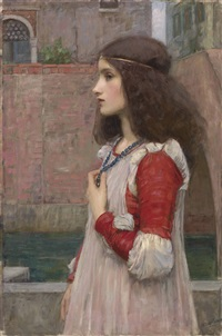 juliet by john william waterhouse