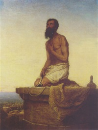 saint-simeon stylite by george percy r. e. jacomb-hood