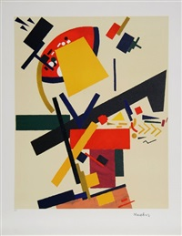 suprematist composition 2 by kazimir malevich