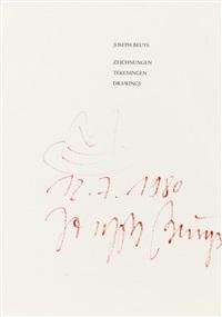 joseph beuys zeichnungen tekeningen drawings by joseph beuys