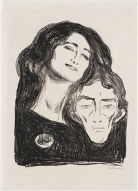 salome by edvard munch