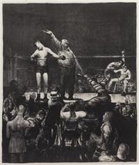 introducing the champion by george wesley bellows