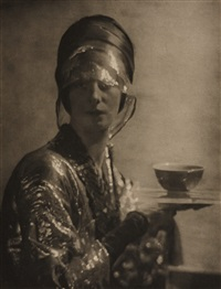 the cup by adolph de meyer