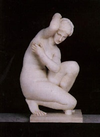 the crouching venus by v. livi