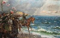 zaślubiny polski z morzem by woiciech (aldabert) ritter von kossak