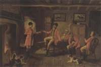 in the tavern after the hunt by alexander austen