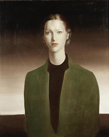 retrato de joanita blank by candido portinari