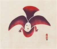 bird i desire #44 by napatchie pootoogook
