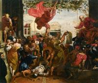 der heilige markus befreit einen sklaven by jacopo robusti tintoretto