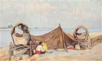 popas la dunăre by constantin artachino