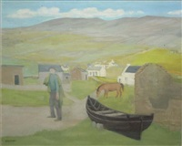 memory of achill by barbara warren