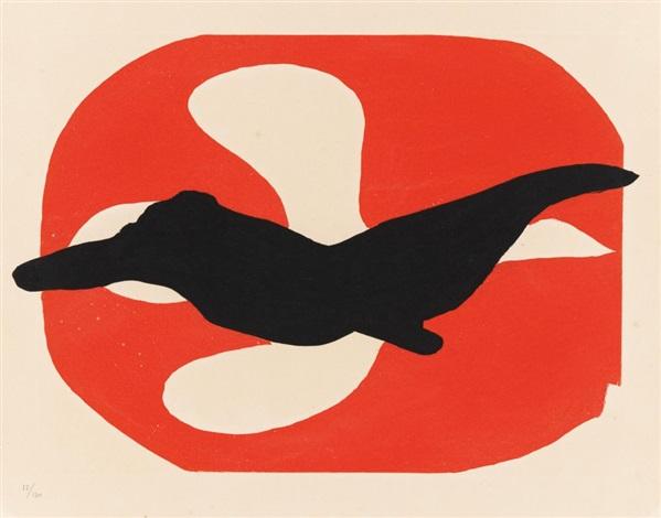 aus lordre des oiseaux by georges braque