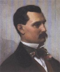 portrait de dandy by gabriel tyr
