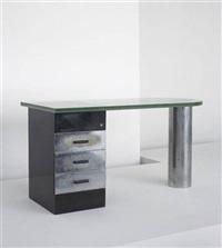 desk, model no. b286 by bruno weil