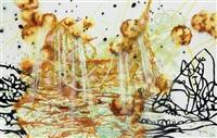 the salt pit by matthew ritchie