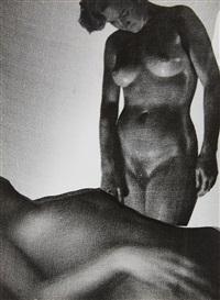 nude composition by heinz hajek-halke