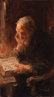 biblical literature by jozef israëls