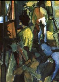 l'atelier by yolande delcourt
