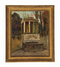 untitled (fountain) by walter gay