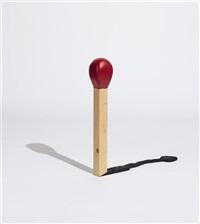 untitled (match) by friedrich kunath