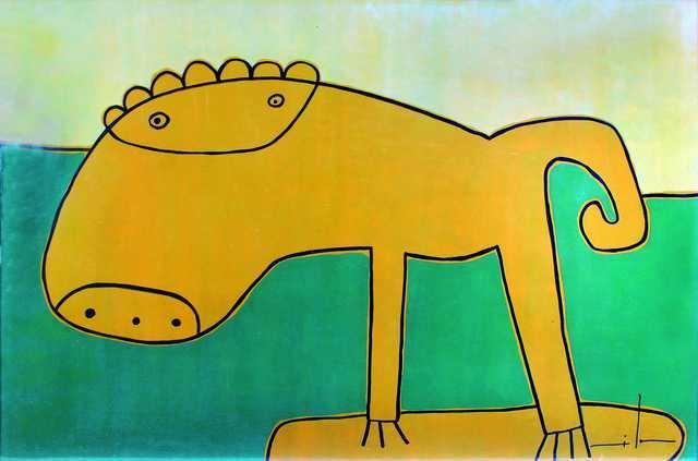 mascota ii by milo lockett