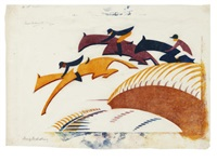 steeplechasing by sybil andrews