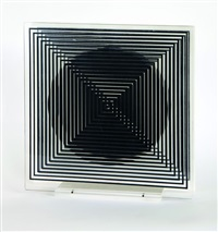 sans titre by victor vasarely