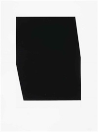 concorde i, from the concorde series by ellsworth kelly