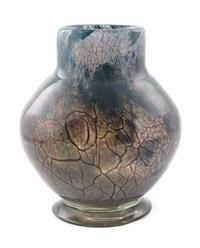 vase in fe291a pattern by monart