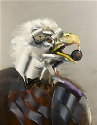 l'aigle by marshall arisman