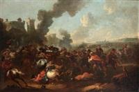 choc de cavalerie by august querfurt
