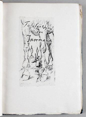 tulifäntchen, ein heldengedicht in drei gesängen (bk by karl immermann w/20 works) by max slevogt