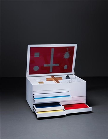 new religion - st. andrew (set of 68) by damien hirst