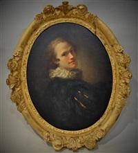 portrait d'homme à la fraise by anonymous (18)