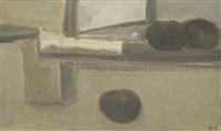 composition aux boules noires by geneviève asse