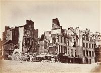 les ruines de paris et de ses environs by alphonse liebert