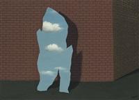 l'ombre céleste by rené magritte