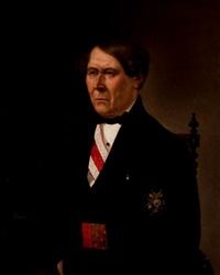 retrato de caballero by paolino de la linde