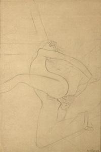 composition erotique by hans bellmer