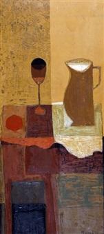 composición con jarra by fernando maza