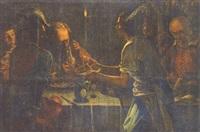 scène de cuisine by martin faber