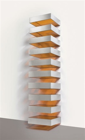 untitled in 10 parts by donald judd