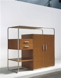 cabinet, model no. b290 by bruno weil