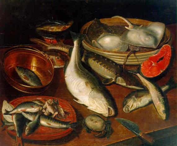 fischstilleben by cornelis jacobsz delff
