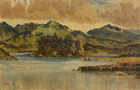 connemara landscape by mabel young